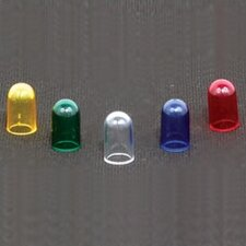 Clip Light Colored Caps (Set of 20)