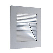 Square Wall-In 1 Light Downlight Kit