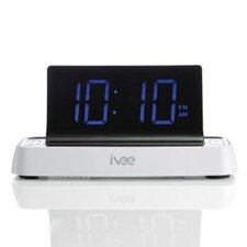 <strong>Interactive Voice, Inc</strong> Ivee Flex Voice Alarm Clock