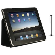 iPad 2 Fitted Folio Case with Stylus