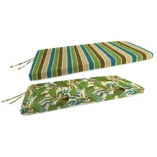 Reversible 2 Person Glider Bench Cushion