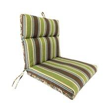 Universal Reversible Chair Cushion