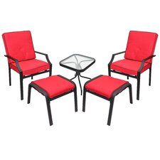 Sanoma Chat Set with Cushions