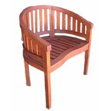 <strong>Jordan Manufacturing</strong> Curved Chair