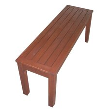 Coco Wood Picnic Bench (Set of 2)