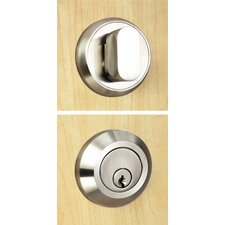 "1.75"" RD Round Deadbolt Set"