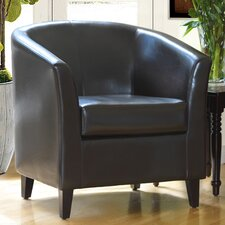 Monvia Leather Arm Chair