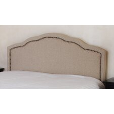 Mandrian Canvas Fabric Headboard