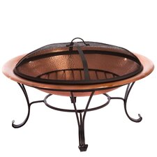 Shayne Copper Fire Pit