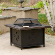 Lestar Outdoor Copper Fire Pit