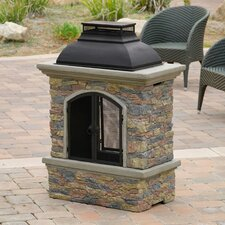 Arcadia Outdoor Chiminea Fireplace