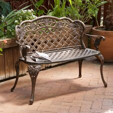 Bastia Outdoor Garden Bench