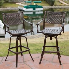 "Molino 46"" Bar Stool (Set of 2)"