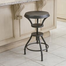 Forston Iron Top Adjustable Barstool