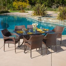 Laim 7 Piece Dining Set