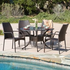 Cherish 5 Piece Dining Set