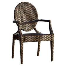 Giesel PE Wicker Outdoor Chair I (Set of 2)