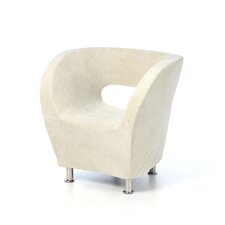Commenzo Modern Fabric Chair