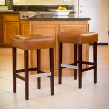 "Zuma 32"" Backless Bar Stool (Set of 2)"