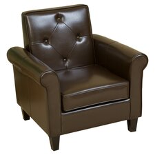 Marshall KD Tufted Club Chair