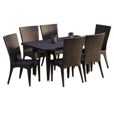 Edward 7 Piece Dining Set