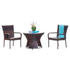 Stephen Wicker Outdoor Set