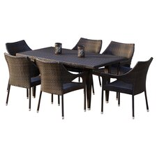 Norm 7 Piece Outdoor Dining Set