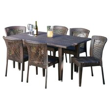 Luminti 7 Piece Dining Set