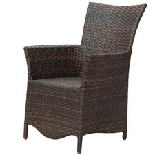 Moonlight Outdoor Polyethylene Wicker Chair