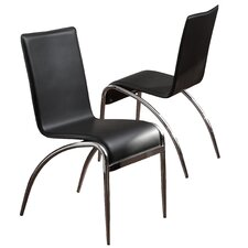 Odrick Modern Chairs (Set of 2) (Set of 2)