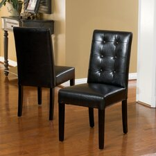 Mario Button Tufted Dining Chair (Set of 2)