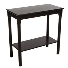 Bradham Acacia Wood Accent Table