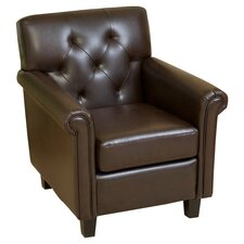 Locke KD Tufted Club Chair