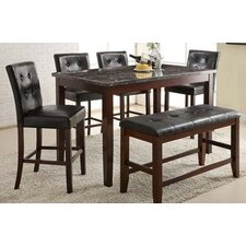 <strong>Urban Styles Furniture Corp.</strong> Ashton Counter Height Dining Table