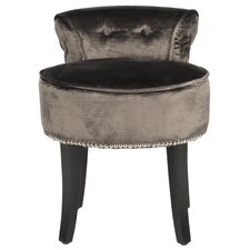 Mulberry Vanity Stool