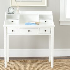 Edgewood Writing Desk with Hutch