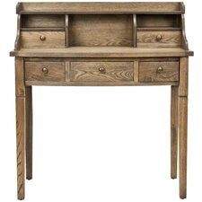 Edgewood Bureau Desk with Hutch