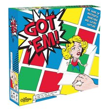 Brainy Got'Em! Board Game