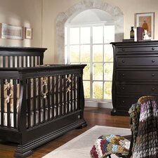 Toscana Convertible Crib Set