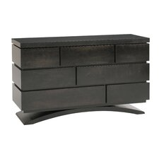 <strong>Capretti Design</strong> Milano 7-Drawer Double Dresser
