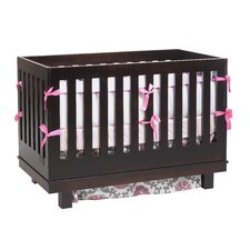 <strong>Capretti Design</strong> Liscio 3-in-1 Convertible Crib
