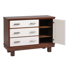Liscio 3 Drawer Dresser