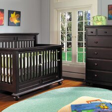 Umbria Convertible Crib Set