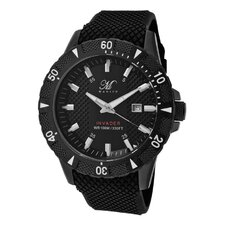 Men's Invader Round Watch