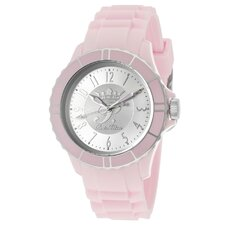 <strong>Paris Hilton</strong> Women's Flirt Round Watch