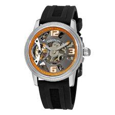 Men's Brumalia Protégé Mechanical Round Watch