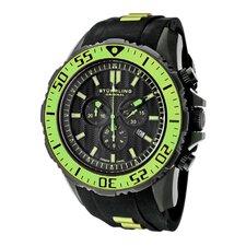 Men's Enterprise Chronograph Round Watch
