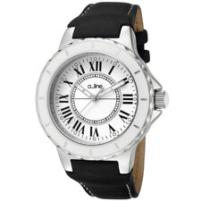 <strong>a_line</strong> Women's Marina Round Watch