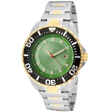 Men's Aquamatic Round Watch