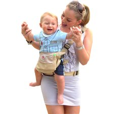 <strong>Snazzy Baby</strong> Mom's Deluxe 3 in 1 Combo Baby Carrier